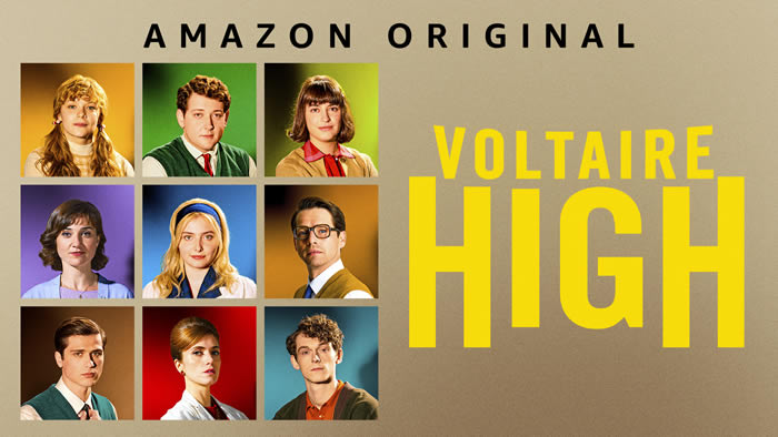 Voltaire High