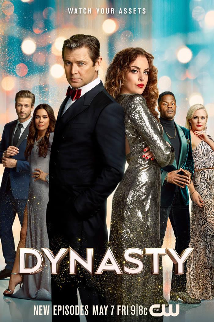 Dynasty stagione 4