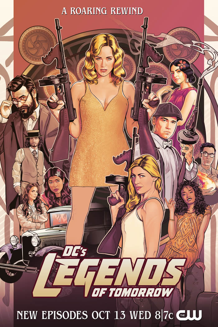 Legends of Tomorrow stagione 7