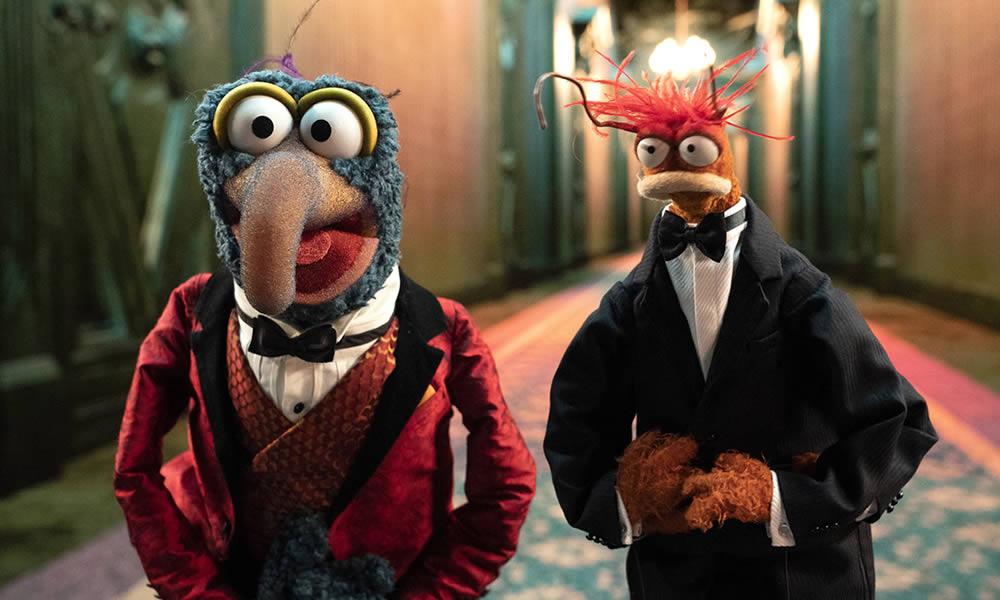 Halloween Muppet