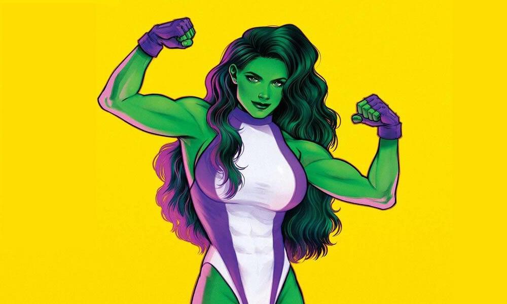She Hulk fumetti